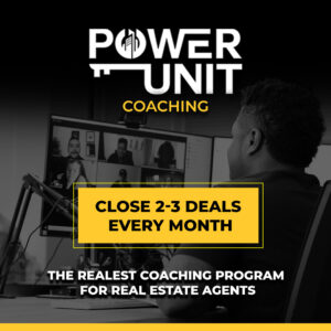 Power Unit Coaching by Chastin Miles